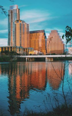 Skyline of Austin, TX