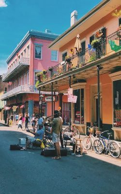 French Quarter in NOLA